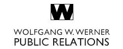 Wolfgang Werner PR