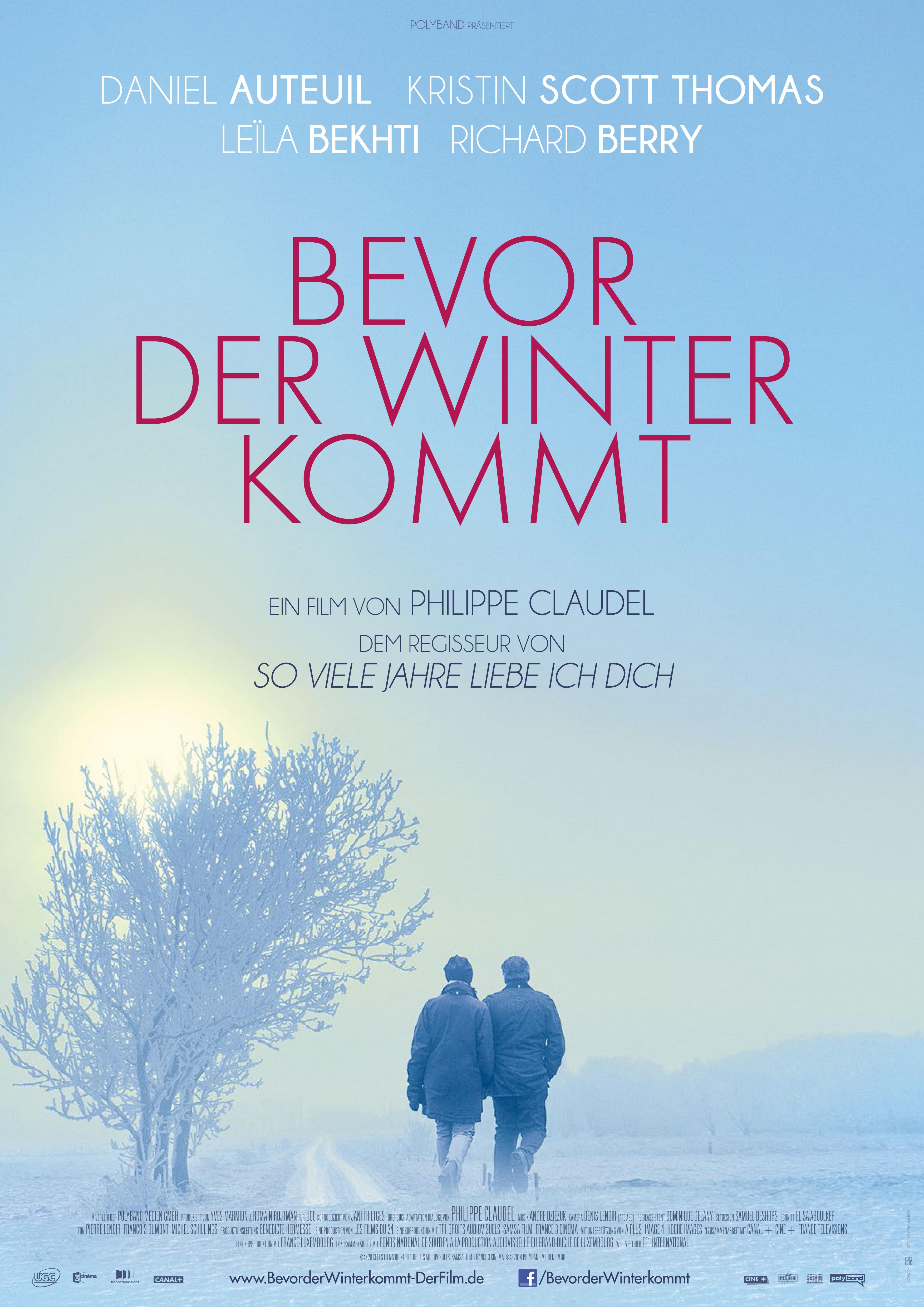 BEVOR DER WINTER KOMMT (AVANT L'HIVER)