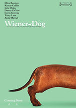 Wiener Dog Plakat