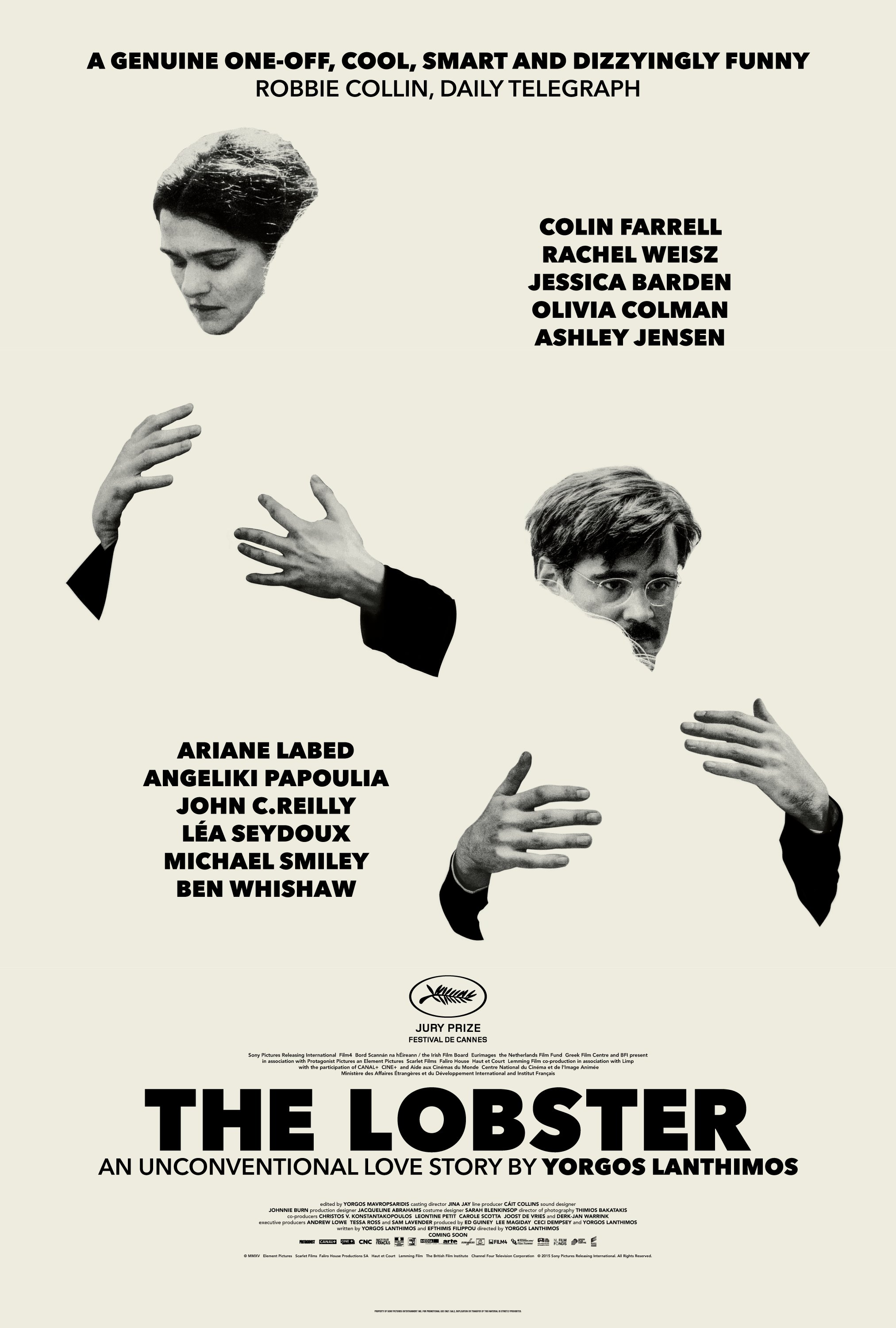The Lobster Plakat